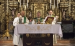 San Vicente despidió a Don Marcelino