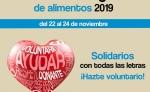 GRAN RECOGIDA ALIMENTOS 2019